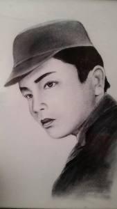 Trang's father, Choi