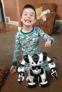 HomeschoolRobot